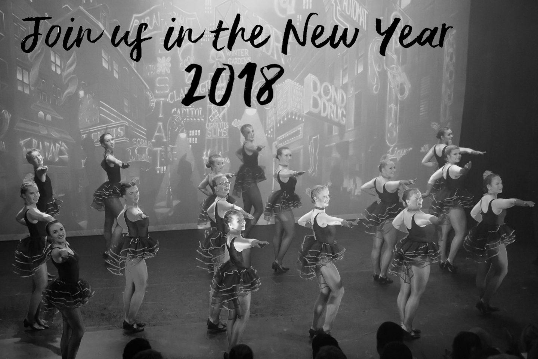 Springing Forward into 2018!