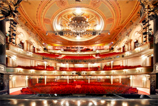Her Majesty's Theatre Performance