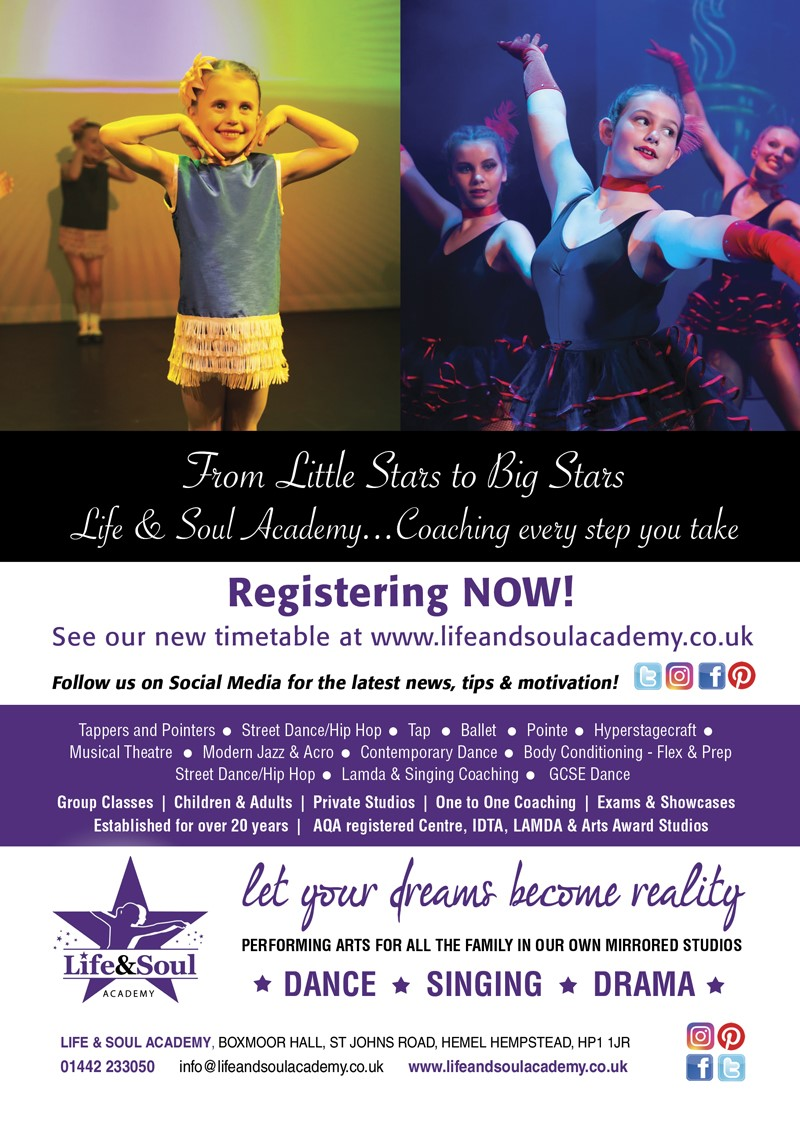 Join the Life & Soul Academy!